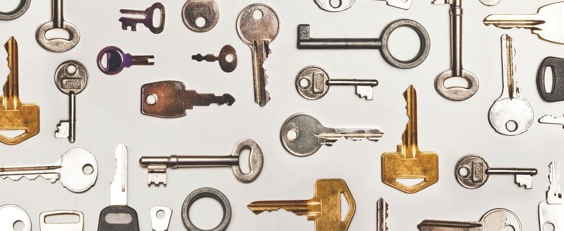 Schlüssel verloren und gefunden